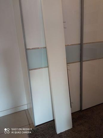 Malm Ikea półka biała