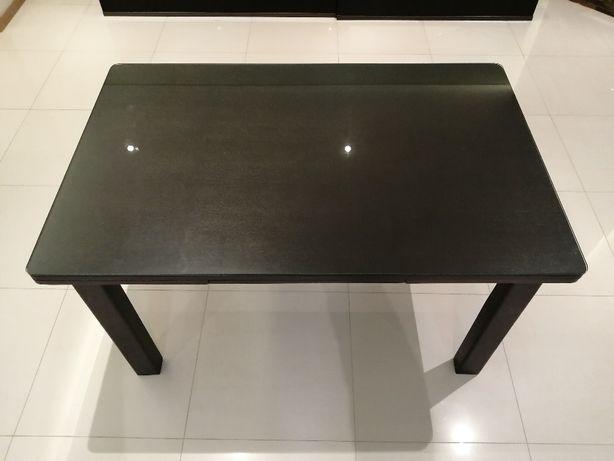 Mesa em Wengue com vidro