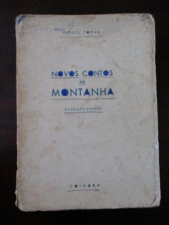 Livro Novos contos da montanha, Miguel Torga