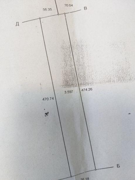 Продам участок 3,6 га в районе пгт Авангард / Ленпоселок
