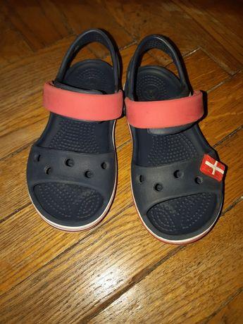 crocs сандали босоножки с 8