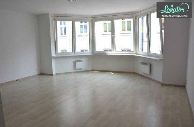 Dwupokojowe 60m.kw. mieszkanie - CENTRUM