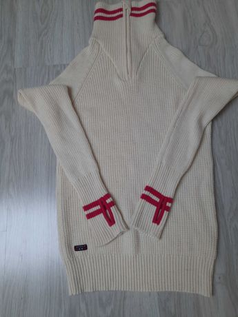 Swetrer /golf wełniany Devold damski r.L