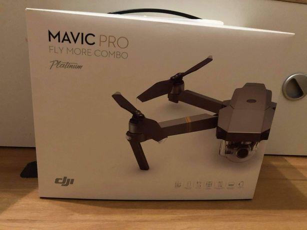 Mavic Pro Platinum FMC ideał plus goggle Dji Vr i akcesoria