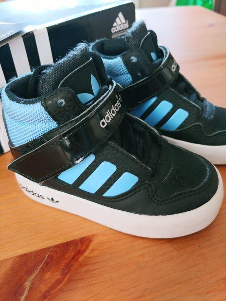 Super buciki Adidas, rozm. 20