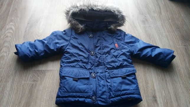Зимняя фирменная куртка 1.5-2 года