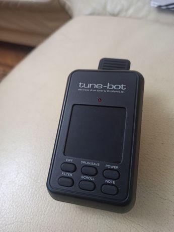 Tune bot  тюнер для настройки ударки (барабанов)