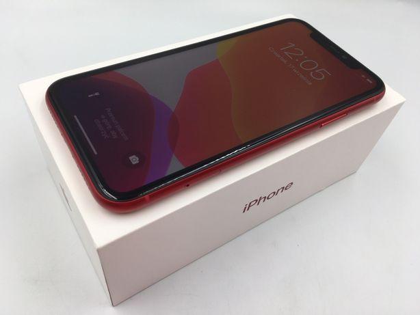 iPhone 11 64GB RED • BATERIA 100% • GW do 14.10.2020 • AppleCentrum