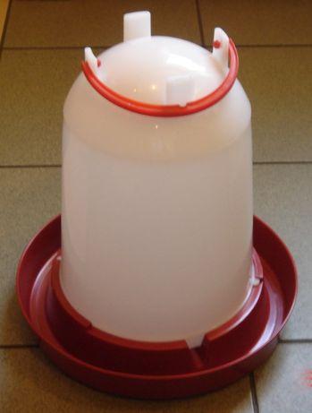 Polidło dla drobiu 6l z rączką
