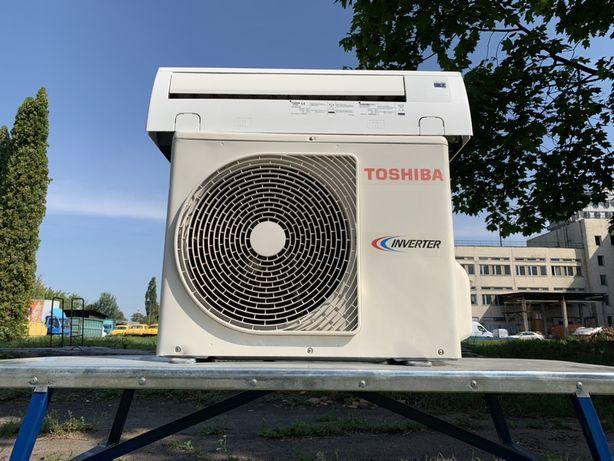 Кондиционер инверторный БУ Toshiba RAS-10EAV-E Thailand Тепловой насос