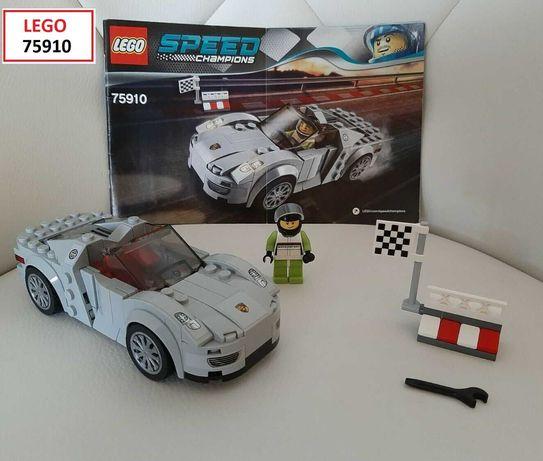LEGO Speed Champions: 75910; 75873; 75882; 75876; 75899; 75893; 75909