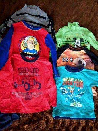 Пакет одежды мальчику 4-6лет (30 единиц)