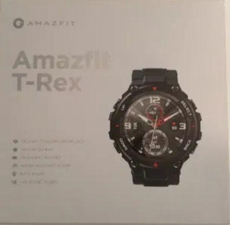 Amazfit T-Rex czarny, nowy