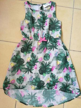 Sukienka 128 H&M wesele, bal