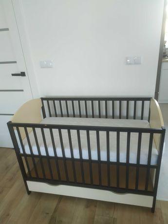 Łóżeczko dziecięce 120x60 cm