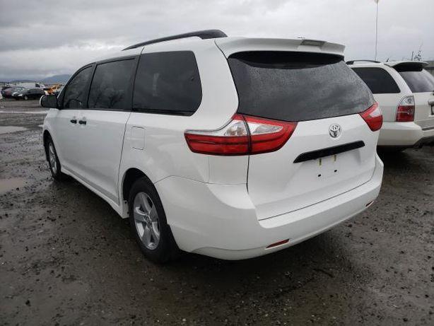 Розборка Toyota Sienna 2.7L 3.5L LE, SE, XLE, Limited 2wd 4wd