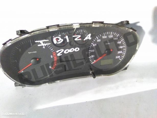 Quadrante W06k092_0850c Seat Ibiza Ii (6k) 1.9 Sdi [1993_2002]