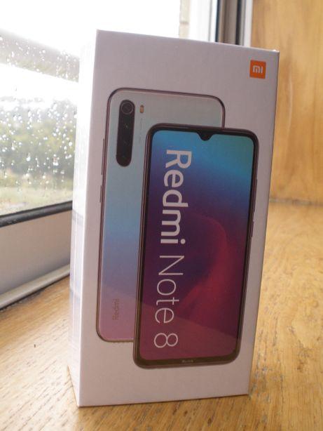 Xiaomi Redmi Note 8 - 4gb Ram/64gb Rom Dual Sim (Livre Operador)