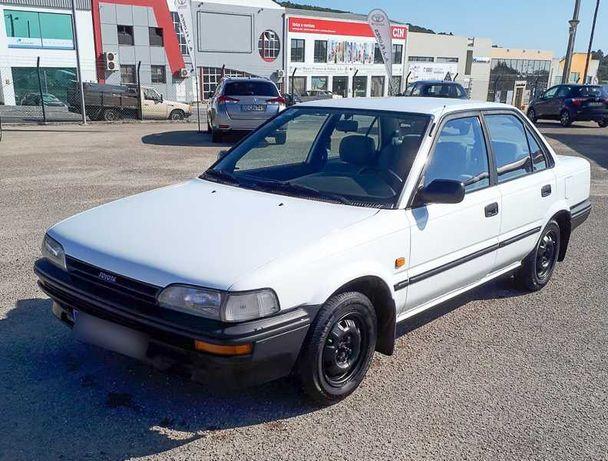 Toyota Corolla 1.3 1991 Branco