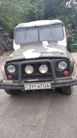 Продається автомобіль УАЗ 469. може зацікавити мисливців та рибалок