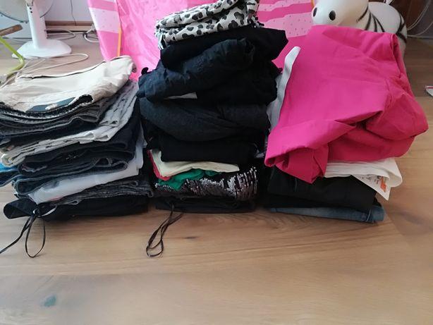 Ubrania damskie rozmiar S