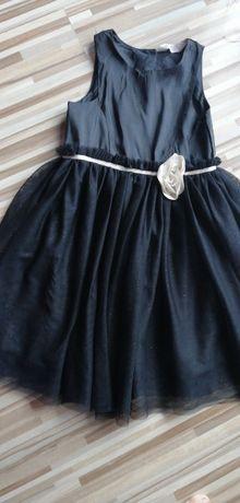 Elegancka sukienka hm 6-7lat