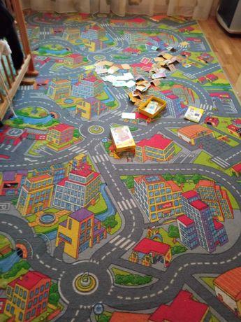 Предлагаю детский ковролин производства Бельгия
