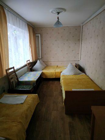 Отдых комната у моря пляж Лузановка