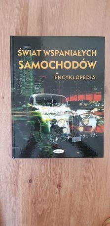 Świat wspaniałych samochodów- encyklopedia