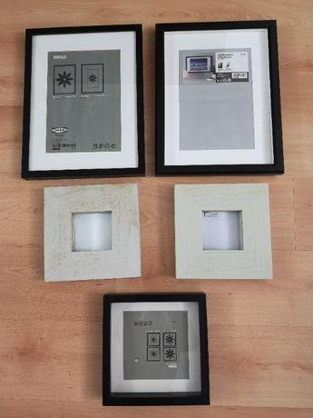 Molduras IKEA - Lote de 5 unidades
