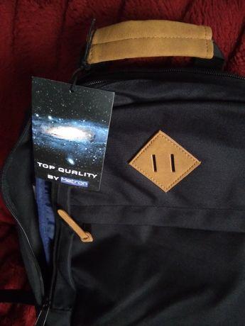 Plecak antykradzieżowy Metron nowy