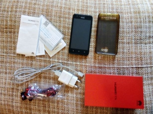 Смартфон Huawei Y3 II LUA-U22
