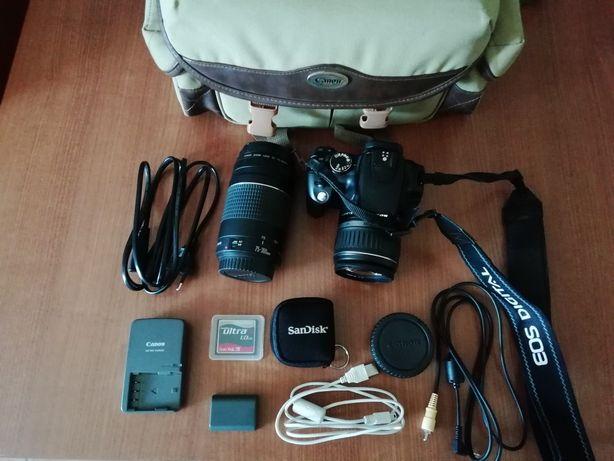 Canon EOS 350d usada