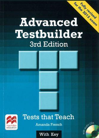 Advanced Testbuilder 3rd edition (CAE 2015 exam). Учебник + Аудио