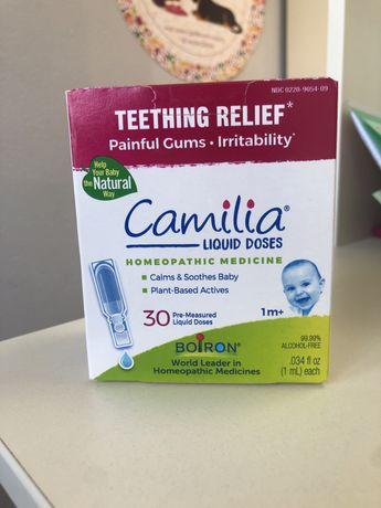 Camilia против болей когда режутся зубки
