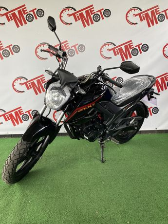 Мотоцикл новый Lifan JR 200