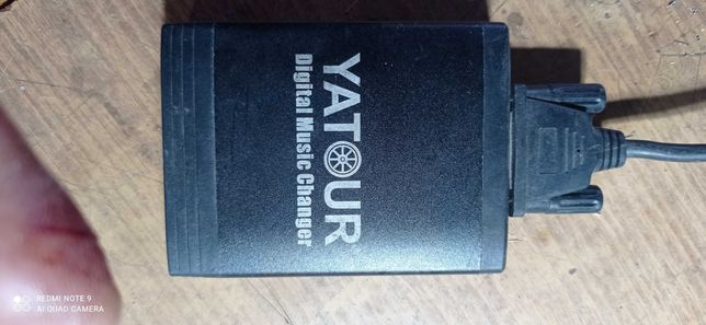 Yatour МР3 aux usb адаптер для штат магнитолы BMW