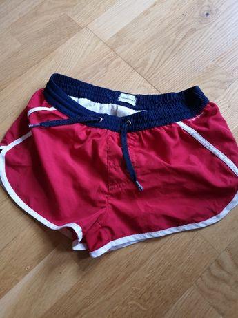 Zestaw H&M Calzedonia Kąpielówki koszula 134/140
