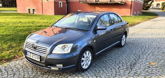 Toyota Avensis 2005r d4d