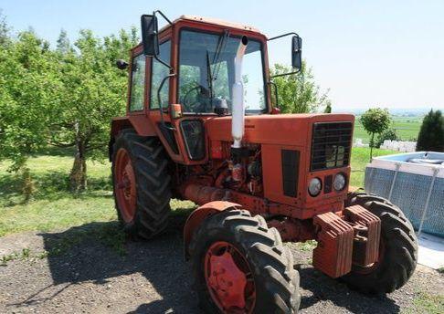 Трактор МТЗ 82 1992