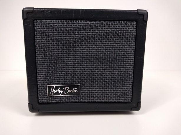 Wzmacniacz gitarowy Combo Harley Benton HB15GXD JamBox-efekty+perkusja