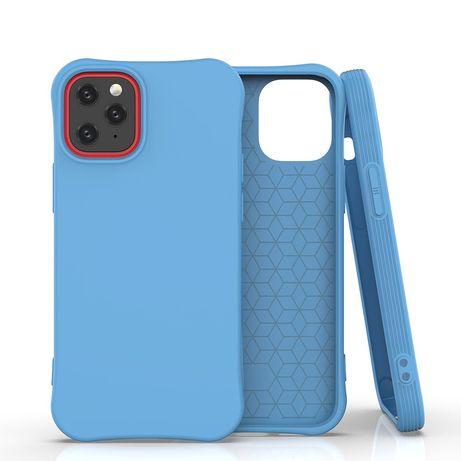 Capa Silicone Lmobile Soft Color Iphone 12 Mini - Azul