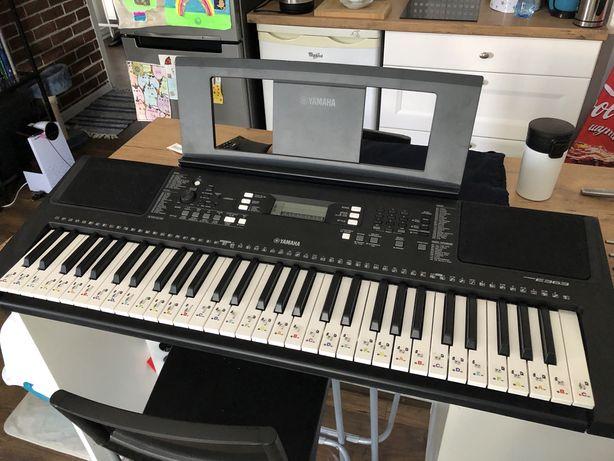 Keyboard Yamaha E363