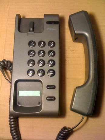 Telefon stacjonarny Aparat telefoniczny Cyfral C-882