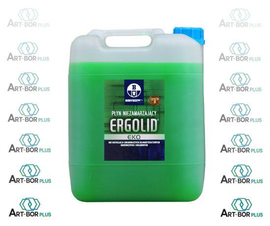 Ergolid Eko -35C glikol propylenowy 20L - układy solarne pompy ciepła