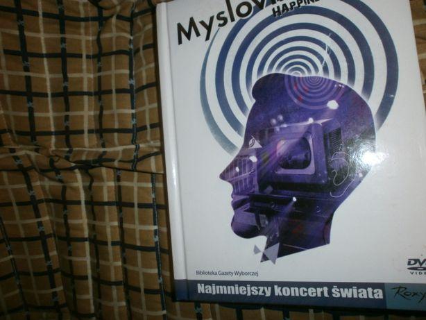 DVD Myslovitz happiness is easy live