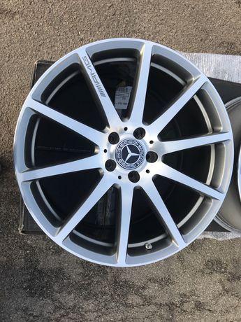 Mercedes w222 w217 w221 w216 w213 кованные диски AMG R19 оригинальные