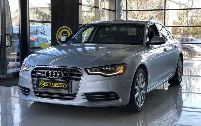 Престижний Audi A6 2014