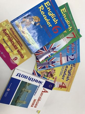 English reader Англійська граматика Бліц контроль