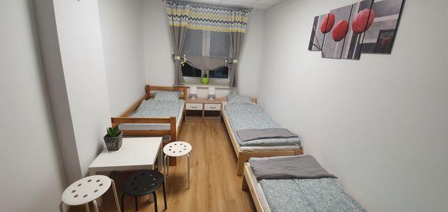 Hostel pokoje pracownicze noclegi